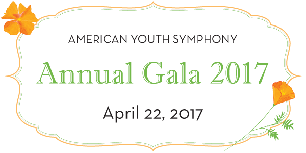 2017 Gala | Saturday April 22 | Royce Hall
